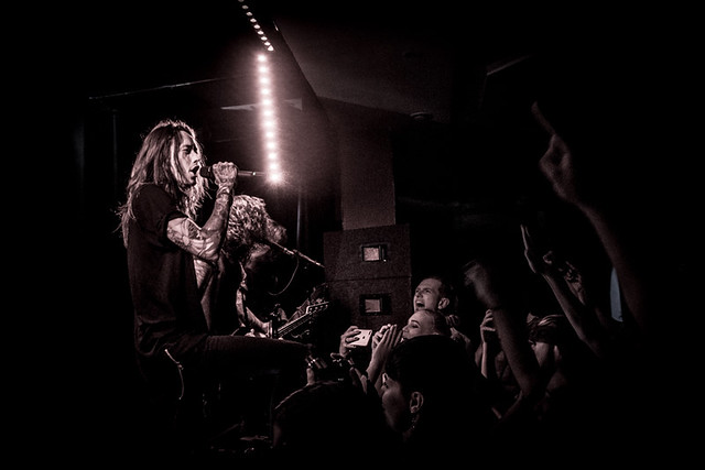 Bad Omens - Boston Music Room - 20/06/2017