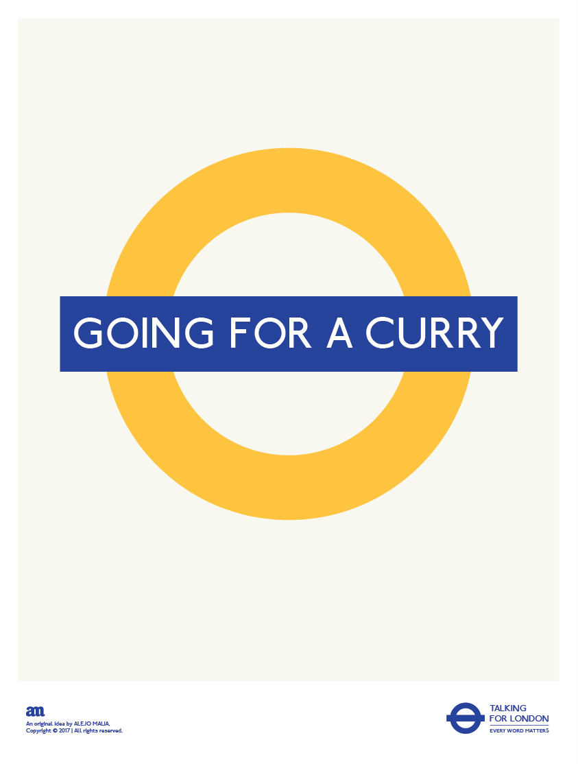 GOING FOR A CURRY (TFL) AM