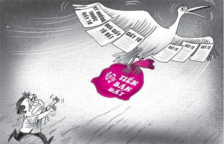 Đồng Nai: Phân lô, bán nền để tránh vòng xoáy sốt đất ảo