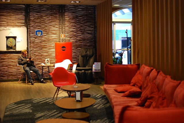 Ibis Sao Paulo Paulista Hotel Common Lounge