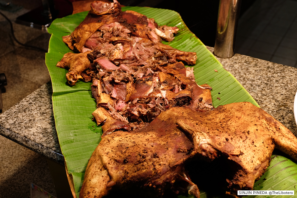 Waterfront Hotel Modern Filipino Taste