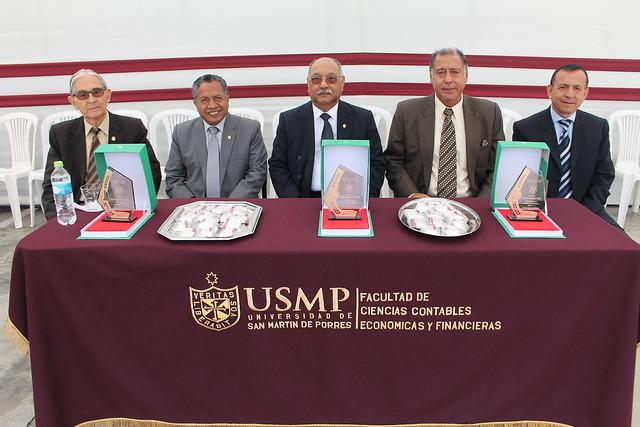 Facultad de Ciencias Contables, Económicas y Financieras realiza la Clausura del  Primer Campeonato Deportivo de Fútbol, Vóley y Ajedrez