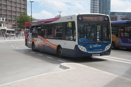 Stagecoach South 27873 GX13AOT
