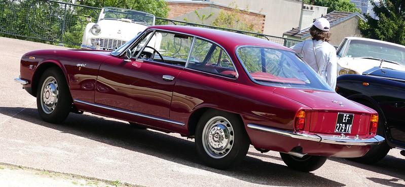 Alfa 2600 Sprint Bertone - Suresnes (92) Juin 2017 35106565781_7fb907db2b_c