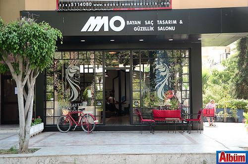 MO Bayan Saç Tasarım & Güzellik Merkezi