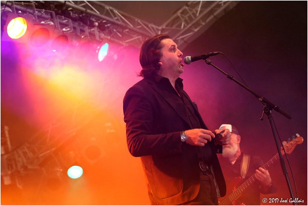 Giles Robson Band