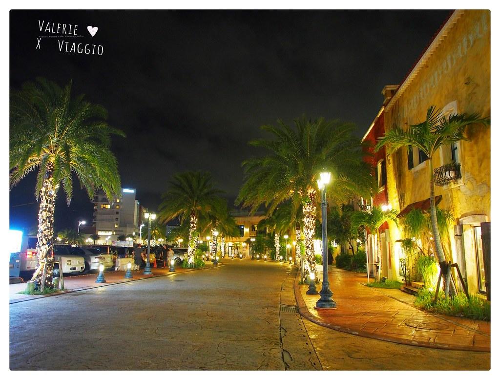 【沖繩 Okinawa】米哈瑪美濱公寓 打開窗戶的沖繩海景與美國村摩天輪 北谷海濱住宿 Beach Front Mihama @薇樂莉 ♥ Love Viaggio 微旅行