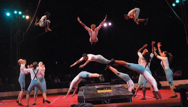 Circus Arts - Folklife Festival