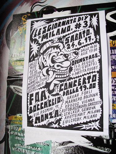 Le 5 Giornate DIY di Milano Festival @ Foa Boccaccio (Monza) 24.06.17