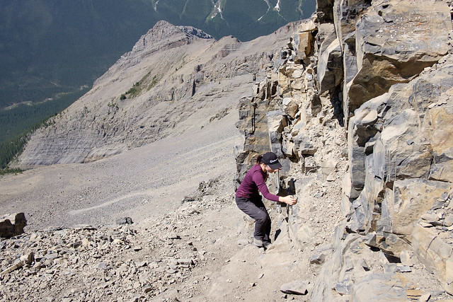 Scrambles - East End Of Rundle - June 2017-9
