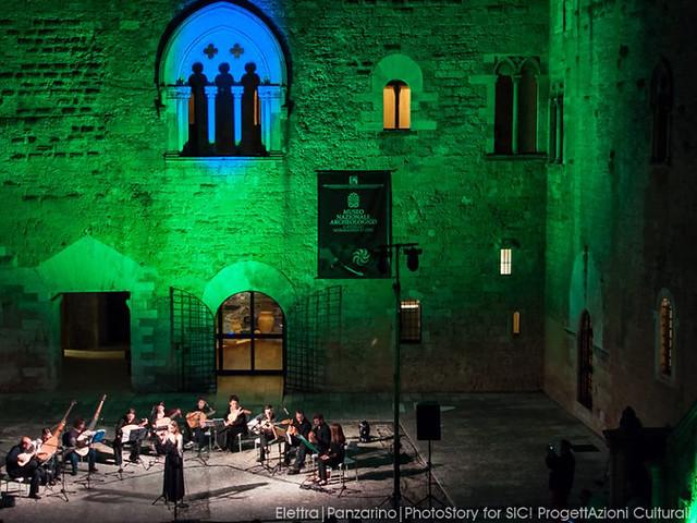 festa della musica al castello