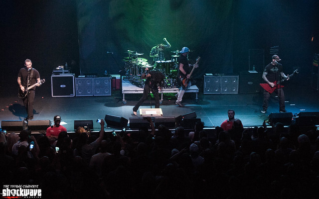Sevendust @ Rams Head Live