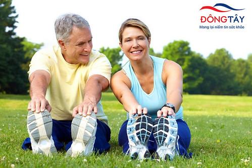 Tập thể dục thường xuyên đem lại nhiều lợi ích cho người bệnh tiểu đường