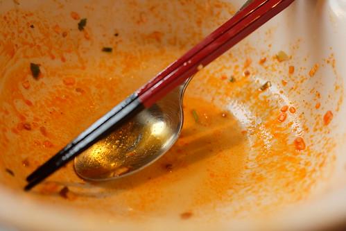 冷やしタンタン麺 豊栄 11