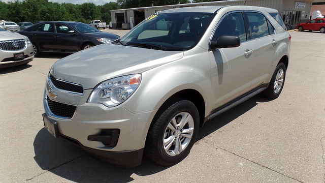 2014 Chevy Equinox LS