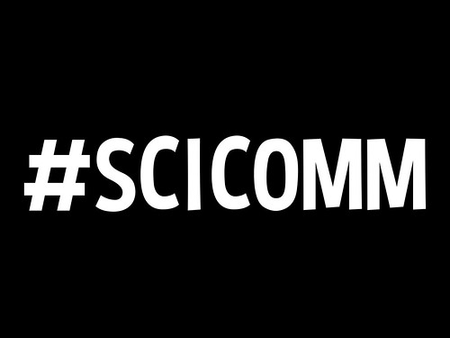 #scicomm = Science Communication