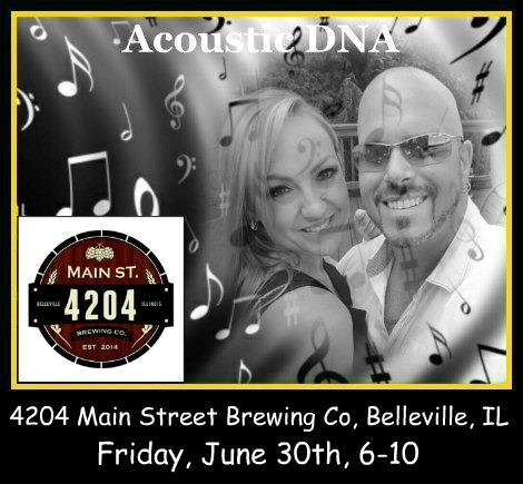 Acoustic DNA 6-30-17