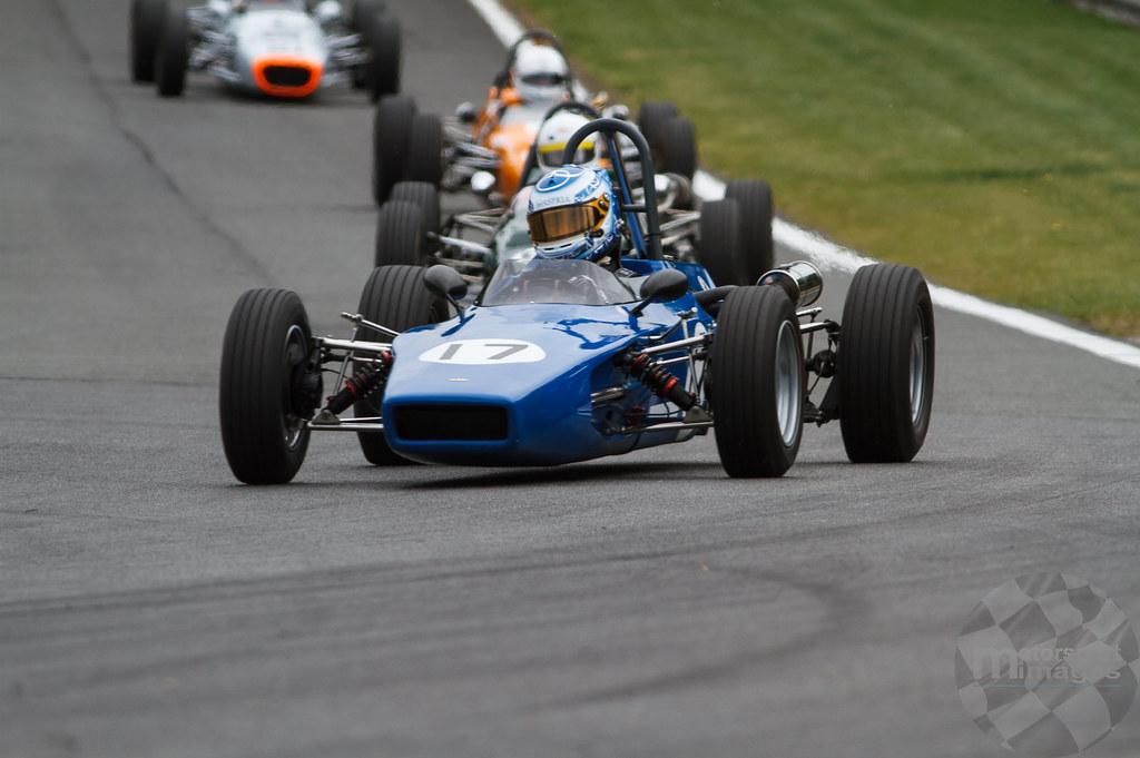 HSCC Historic Formula Ford Championship Lola T202 (Brian M… | Flickr