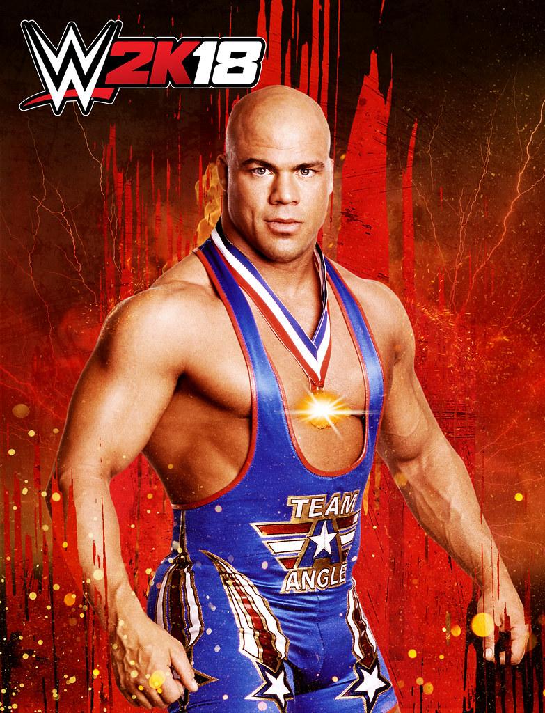 WWE2K18。(2K提供)