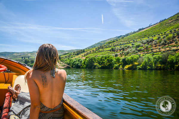 Douro River boat ride in Portugal