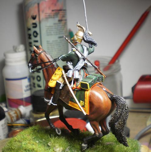 Dragon de la garde HISTOREX -54mm - Peinture a l'huile 34459573043_55e40926d6