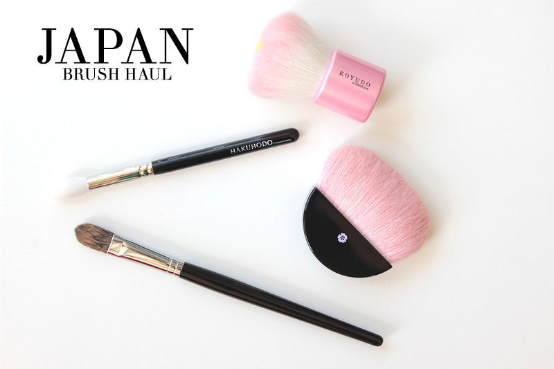 japan brush haul
