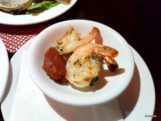 King Shrimp & Cocktail Sauce