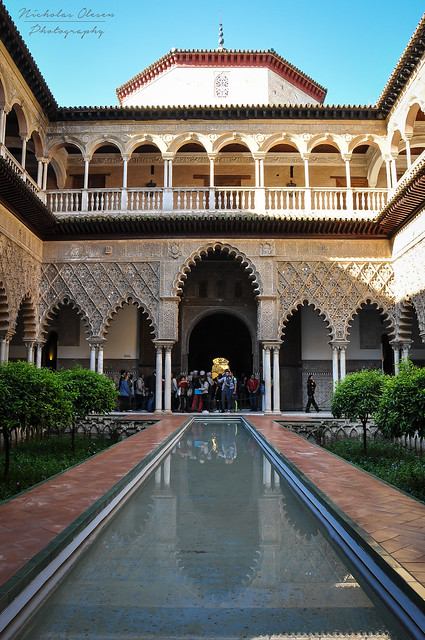 Seville | Courtyard of the Maidens