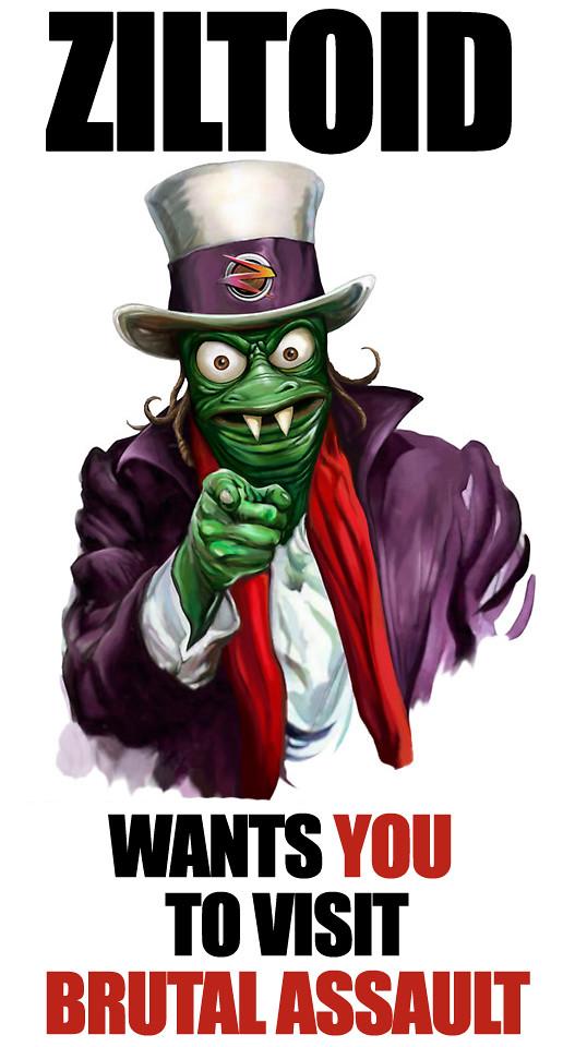 ziltoid wants you