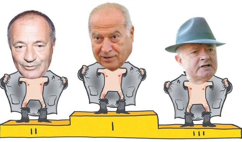 Cum au penetrat securistii Partidul National Taranesc Crestin si Democrat (PNTCD)