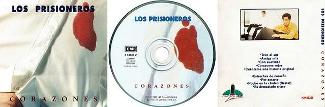 Arte Corazones
