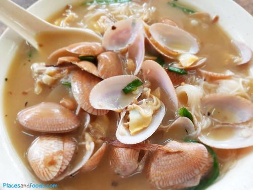 lala noodles soup