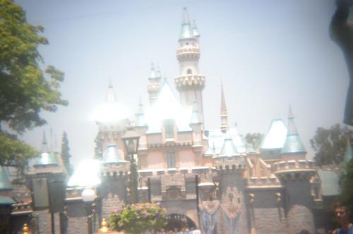 Hazy Castle