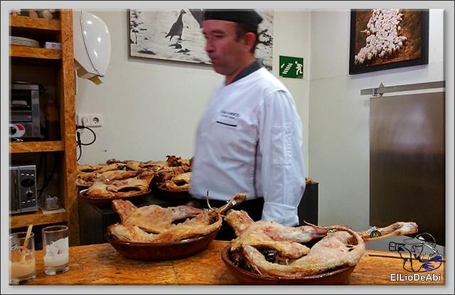 Salvando el lechazo asado de Aranda de Duero (9)