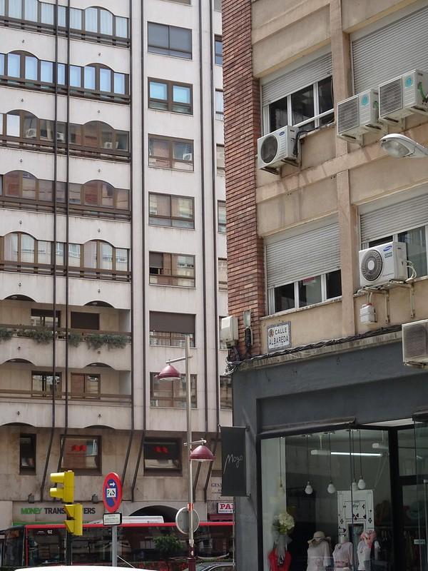 En la Calle Albareda