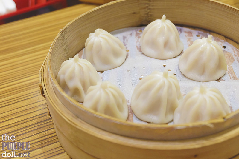 12 Xiaolongbao at LaoDong Beef Noodles