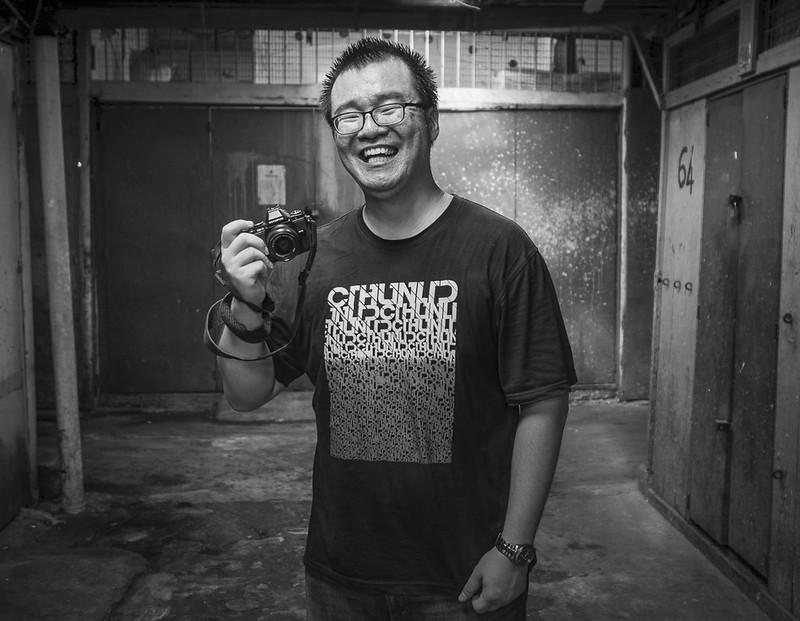 Robin Wong bw