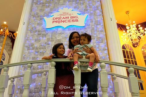 Lippo Puri Indah Disney Dream Big Princess