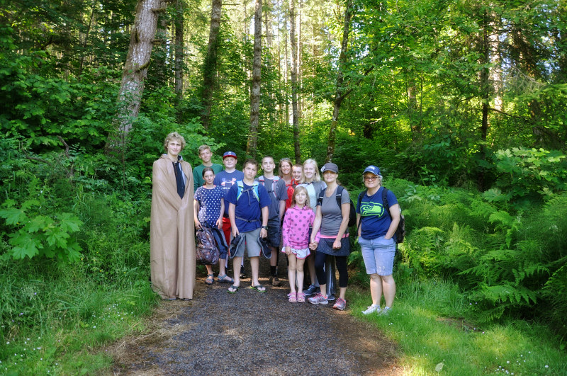 Beazell Hiking Crew @ Mt. Hope Chronicles