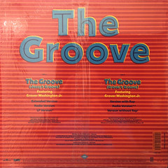 D.J. JAZZY JEFF AND THE FRESH PRINCE:THE GROOVE(JAZZY'S GROOVE)(JACKET B)