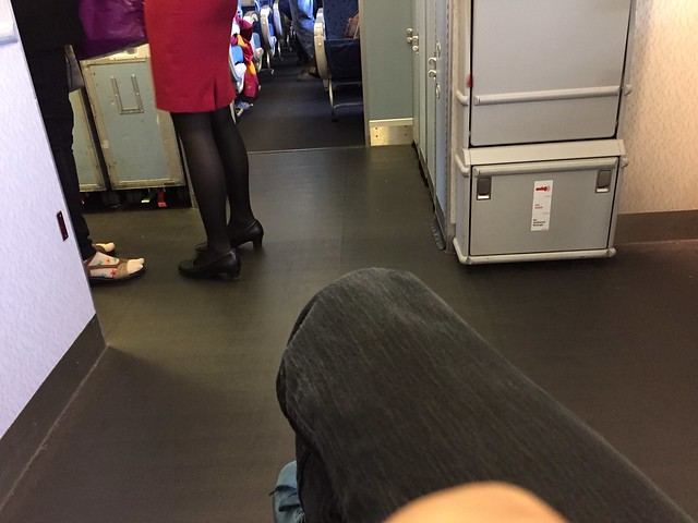 Emergency Exit Seat