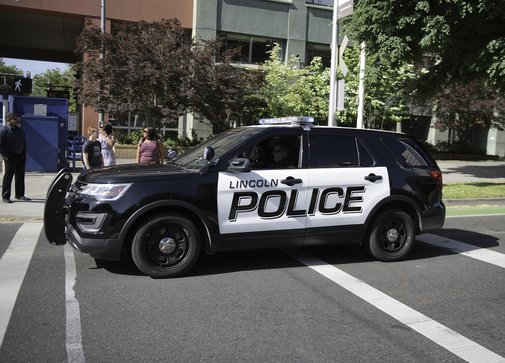 Lincoln Police Ford Explorer Pictures From The 2017 Califo Flickr