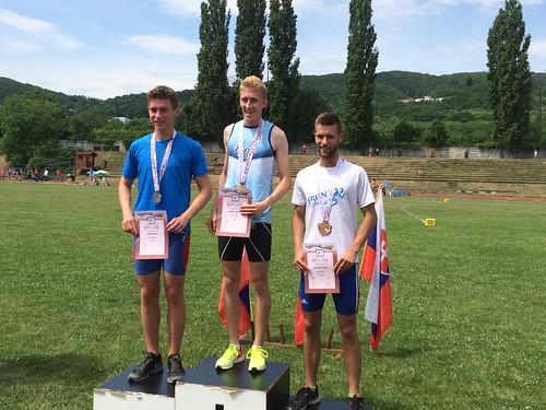 Majstrovstvá Slovenska juniorov a junioriek 2017
