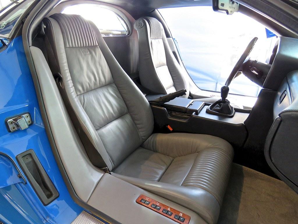 Bugatti EB-110 Greenwich 8
