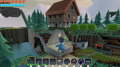 Fort Finch house (Portal Knights)