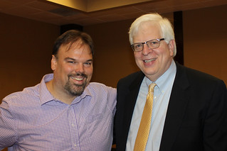 Me and Dennis Prager