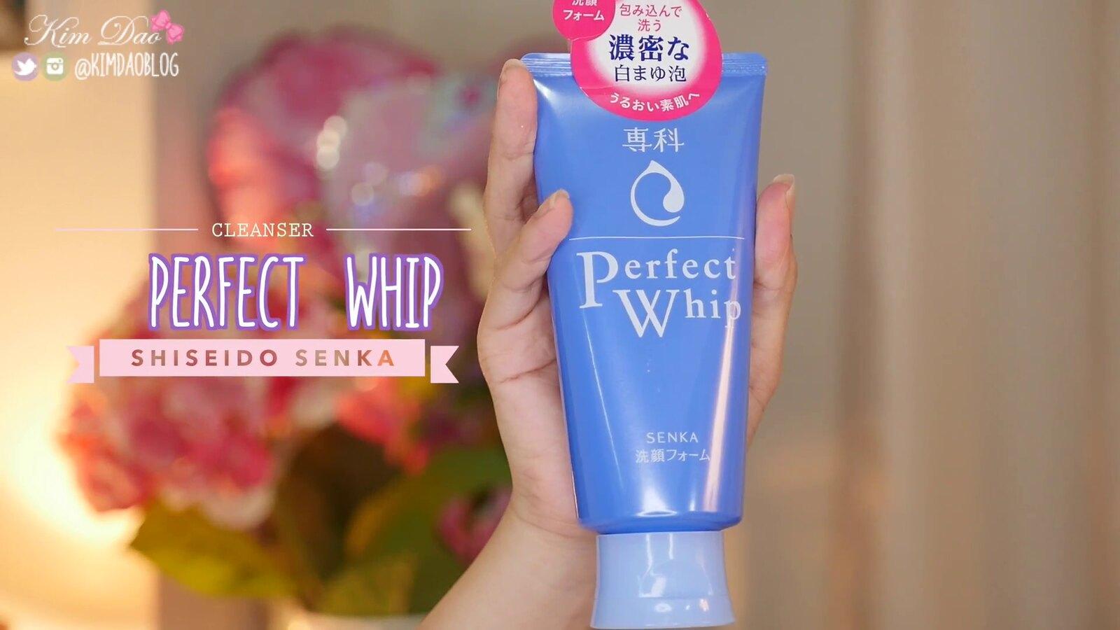 Top 10 Japanese Skincare Shiseido Kim Dao