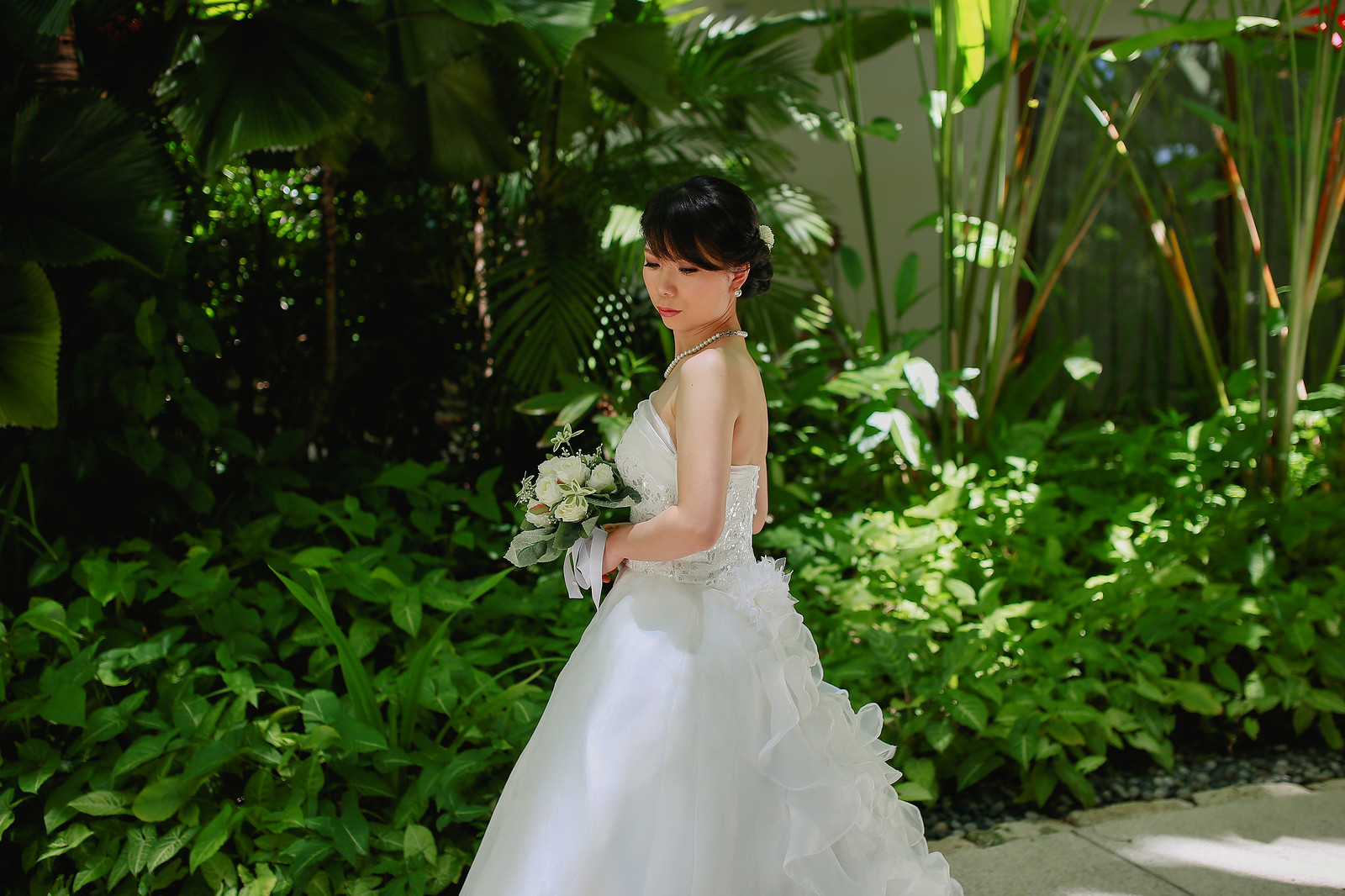 Japanese Photo Wedding, Shangrila Mactan Wedding Photographer