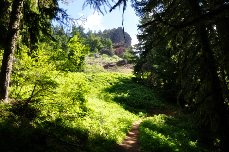 Iron Mountain Hike Closer @ Mt. Hope Chronicles