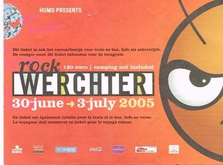 Rock Werchter 05